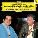 イツァーク・パールマン - モーツァルト:ヴァイオリン・ソナタ第40番・第41番