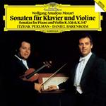 イツァーク・パールマン - モーツァルト:ヴァイオリン・ソナタ第42番・第43番