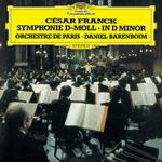 フランク:交響曲ニ短調、交響詩《贖罪》