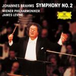 ジェイムズ・レヴァイン - ブラームス:交響曲第2番