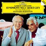 レナード・バーンスタイン - コープランド:交響曲第3番、静かな都会