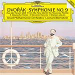 レナード・バーンスタイン - ドヴォルザーク:交響曲第9番《新世界より》、スラヴ舞曲集から第1・3・8番