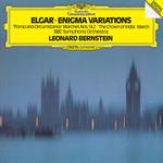 レナード・バーンスタイン - エルガー:エニグマ変奏曲、行進曲《威風堂々》第1番・第2番、他