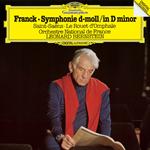 レナード・バーンスタイン - フランク:交響曲ニ短調/サン=サーンス:交響詩《オンファールの糸車》
