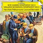レナード・バーンスタイン - ハリス:交響曲第3番/W.シューマン:交響曲第3番