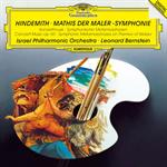 レナード・バーンスタイン - ヒンデミット:交響曲《画家マティス》、他