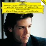 レナード・バーンスタイン - マーラー:さすらう若人の歌、亡き子をしのぶ歌、リュッケルトの詩による5つの歌曲