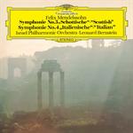 レナード・バーンスタイン - メンデルスゾーン:交響曲第3番《スコットランド》・第4番《イタリア》