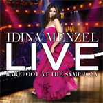 イディナ・メンゼル - LIVE:奇跡の歌姫