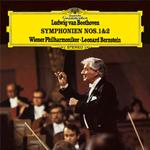 レナード・バーンスタイン - ベートーヴェン:交響曲第1番&第2番