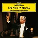 レナード・バーンスタイン - ベートーヴェン:交響曲第4番&第5番《運命》