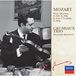 グリュミオー・トリオ - モーツァルト:フルート四重奏曲集