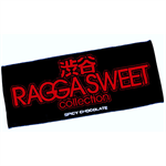 RAGGA SWEET COLLECTION フェイス・タオル