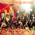 LOVE&PEACE [通常盤]