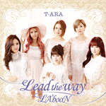 T-ARA - Lead the way /LA'booN[ 通常盤 ]