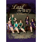 T-ARA - Lead the way /LA'booN[ 初回生産限定盤 B・BOX ]