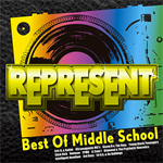 V.A. - REPRESENT~Best Of Middle School~