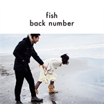back number - fish[初回盤]