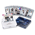 INFINITE - INFINITE'S FIRST COLLECTION CARD - OFFICIAL COLLEC