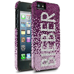 ジャスティン・ビーバー - JUSTIN BIEBER/IPHONE5 CASE AMETHYST GRADIENT