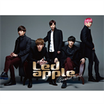 Ledapple - GREATEST WORLD 限定盤A